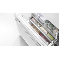 ActiveSmart™ Fridge 906mm Bottom Freezer Built-in with Ice– Panel Ready