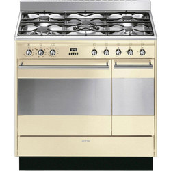 90CM Concert Cooker with Double Oven and Gas hob SUK92P9-1