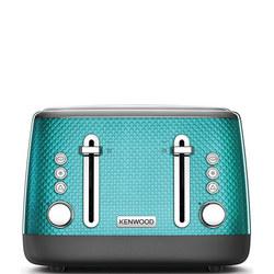 Mesmerine 4 Slot Toaster Marine Blue