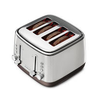 Mesmerine 4 Slice Toaster