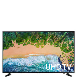 43-Inch Smart 4K Ultra HD HDR LED TV
