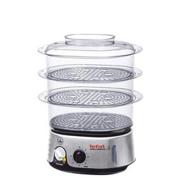 Steamer 3 Tier Chr