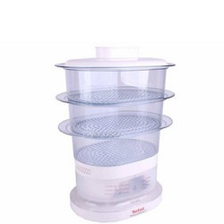 Compact 3 Tier Steamer