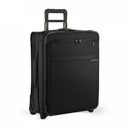 International Carry-On Expandable Wide-Body Upright Baseline 51 cm Black