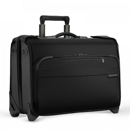 Carry On Wheeled Garment Bag Baseline 35.5 cm Black