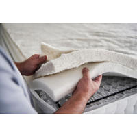 BWC Medium Tension King Mattress