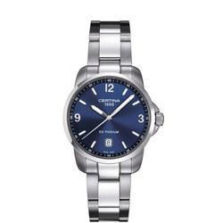 DS Podium Watch Silver