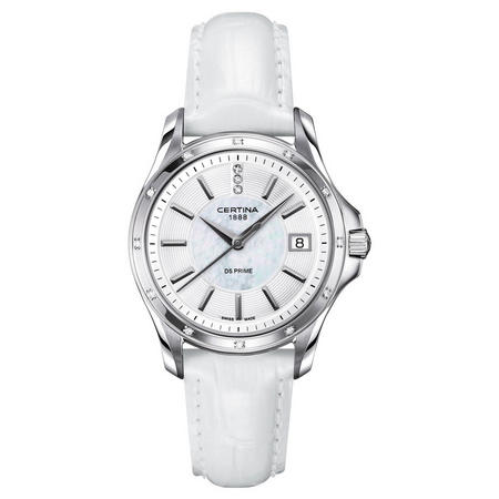 DS Prime Watch White
