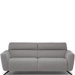 C013 Sorpresa Fabric Split Sofa 70.2077.03 Dark Grey