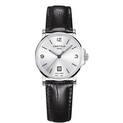 DS Caimano Lady Watch Black