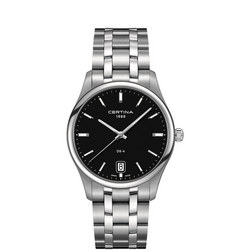 DS-4 Gents Watch Silver