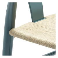 Wishbone Chair Green