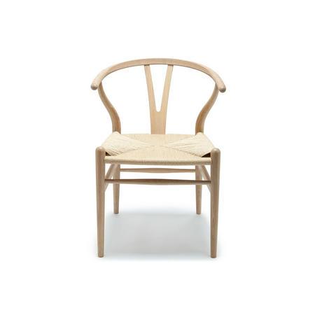 Wishbone Chair Natural Oak