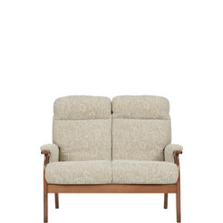 Cheshire 2 Seater, Mint Leaf