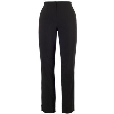 Black Slim Stretch Trouser