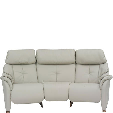 Chester Three-Seater Round Sofa With Cumuly Function Lava