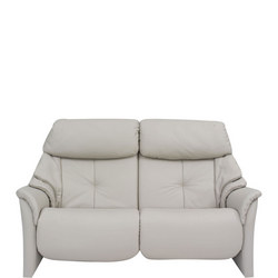 Chester Two-Seater Fixed Sofa Lava