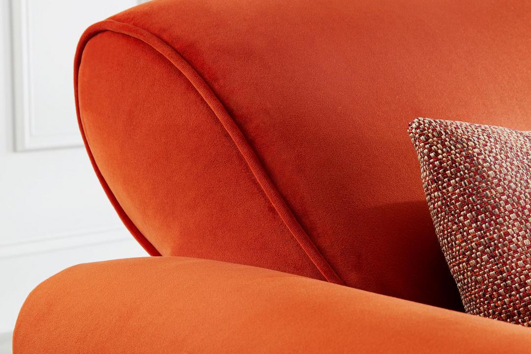 Chi Chi 2 Cushion Sofa Malton Tundra