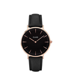 La Boheme Rose Gold Black/Black