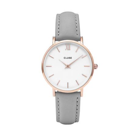 Minuit Rose Gold White/Grey