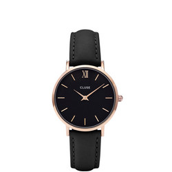 Minuit Rose Gold Black/Black