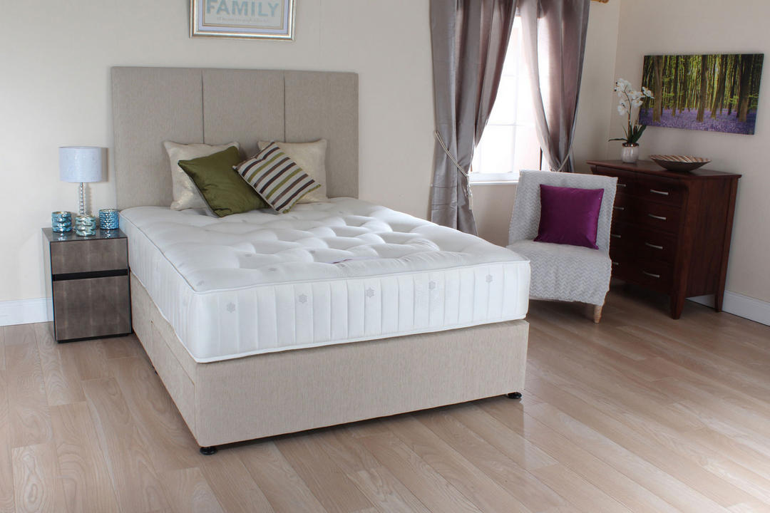 Concerto Visco 1600 Two-Drawer Set With King Mattress