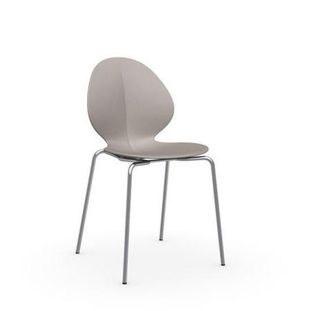 Basil Chair Taupe X 2