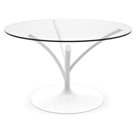 Acacia Table Matt White
