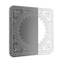Damascus Wall Mirror