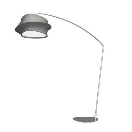 Cygus Lamp Embossed Grey