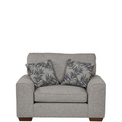 Dexter Loveseat Cheaton Pebble