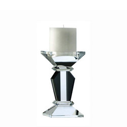 "Living Deco 7"" Candleholder"