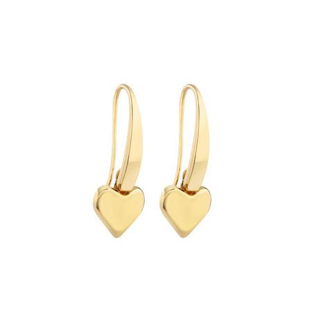 Amy Huberman Heart Earrings
