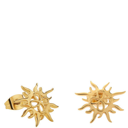 Amy Huberman Sun Stud Earrings
