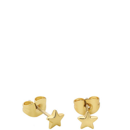 Amy Huberman Star Stud Earrings