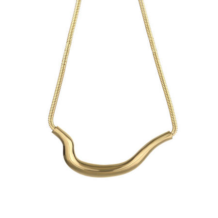 Goldplate Necklace