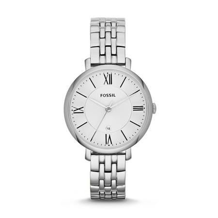 JACQUELINE Watch Silver