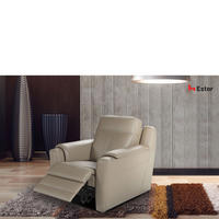 Ester Manual Recliner Armchair Beige