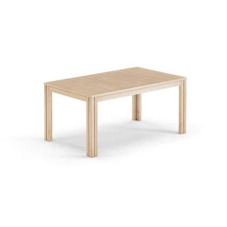 Dining Table with 3 Folding Leaves SM23 Oak
