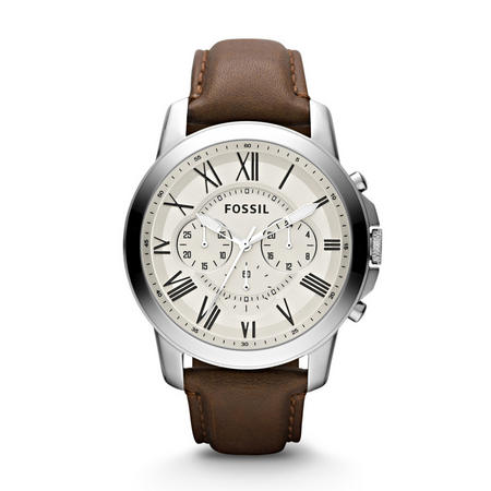 GRANT Watch Brown