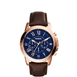 GRANT Watch Brown/Navy