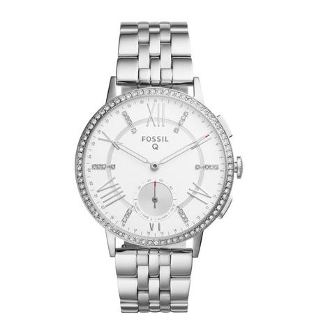 Wearables Q GAZER Watch Silver