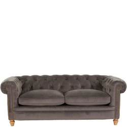 Abraham Large Sofa Fabric A