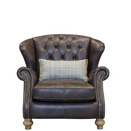 Bloomsbury Button Back Wing Chair