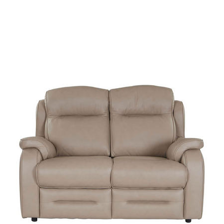 Boston 2 Seat Sofa Leather