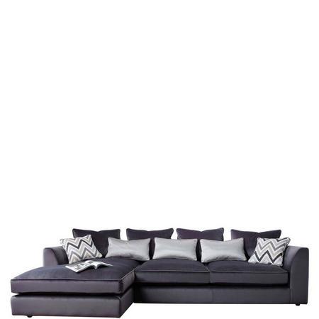Bossanova LHF Large Sofa Chaise Range B