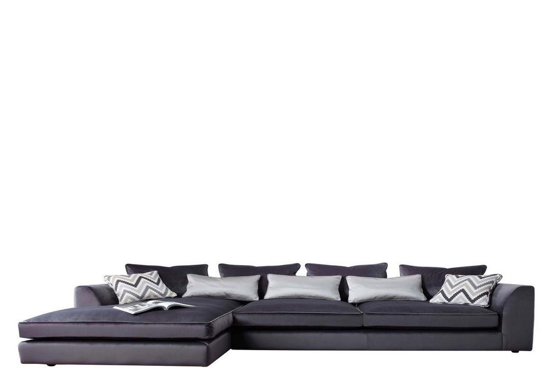 Bossanova Large Chaise Sofa Left Hand Facing