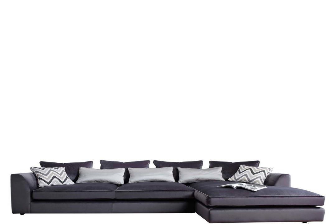 Bossanova Large Chaise Sofa Right Hand Facing