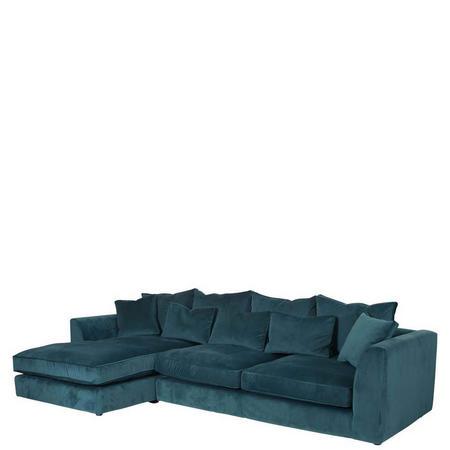 Bossanova Right Hand Side Large Corner Sofa