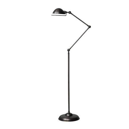 Byron Floor Lamp Silver-Tone